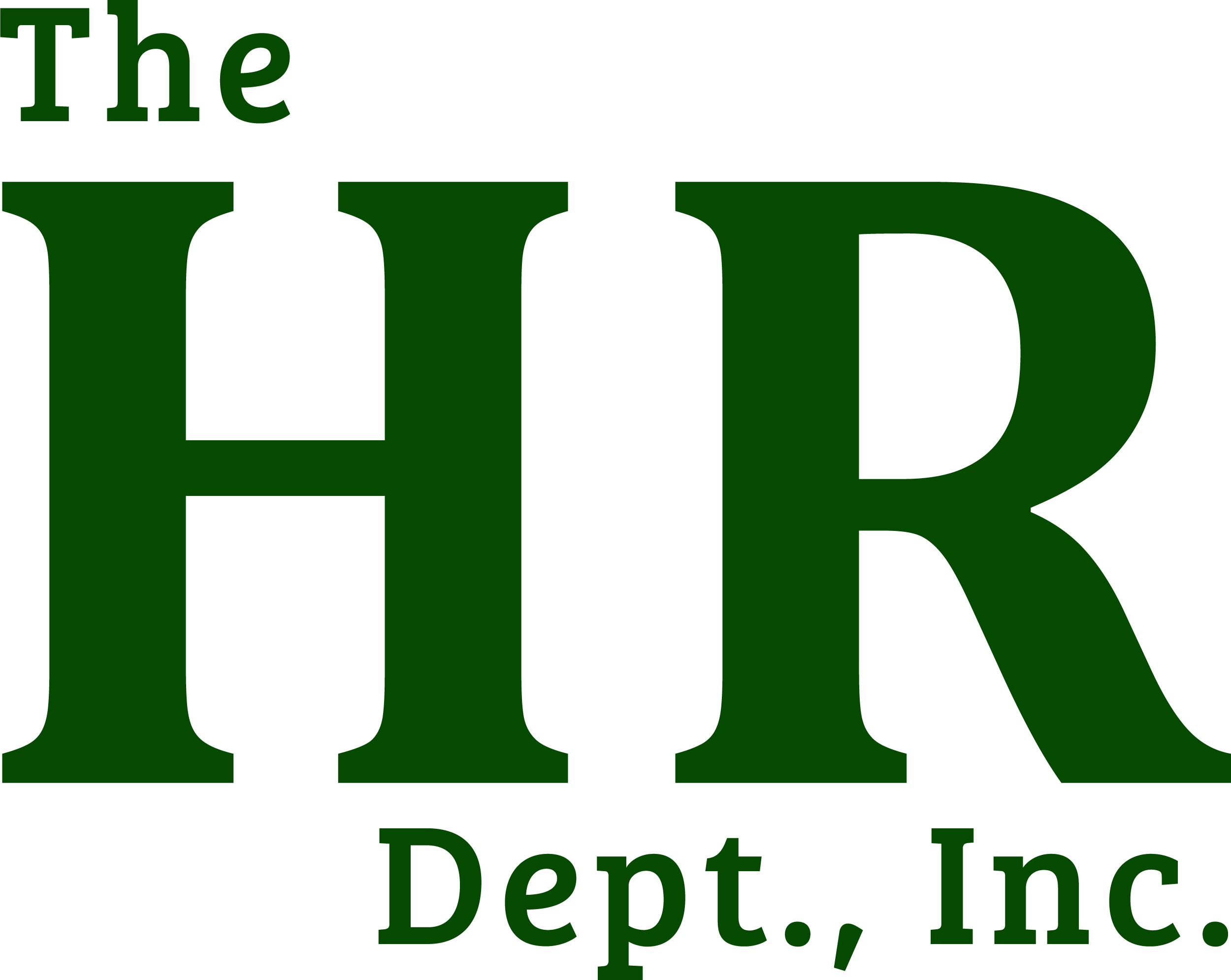 HR Dept., Inc.